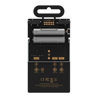Teenage Engineering PO-32 Tonic Pocket Operator back