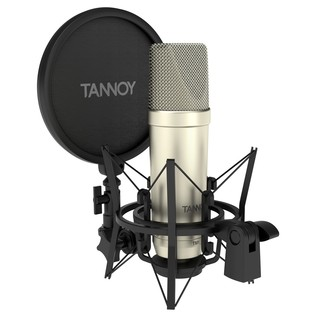 Tannoy TM1 Recording Package with Condenser Mic