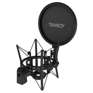 Tannoy TM1 Shock Mount and Pop Filter