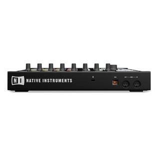 Native Instruments Maschine MKII - Rear