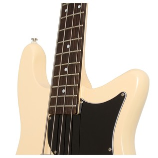Epiphone Embassy PRO Bass Guitar, Antique Ivory Neck