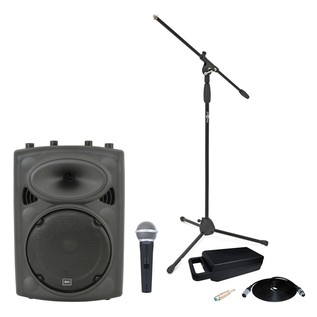 QTX QR10K Complete Vocal Performance Pack