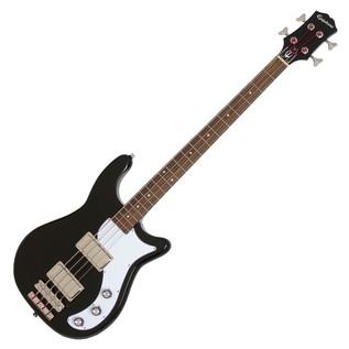 Epiphone Embassy PRO Bass Guitar, Ebony