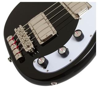 Epiphone Embassy PRO Bass Guitar Controls