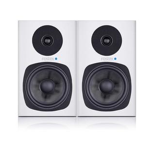 Fostex PM05-D Active Studio Monitors, White