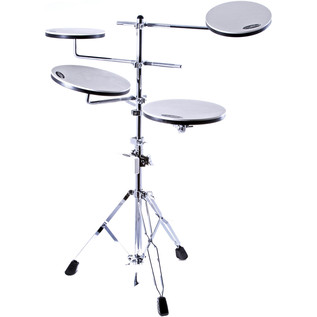 DW Go Anywhere™ Practice Pad Kit with Stand