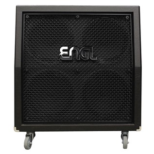 ENGL E412SSB 4×12″ Standard Slanted Guitar Amplifier, Black