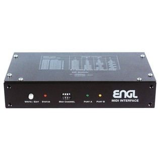 ENGL Z-7 MIDI Interface