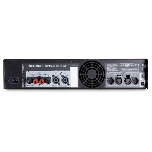 crown xti4002 power amp at gear4music. Black Bedroom Furniture Sets. Home Design Ideas