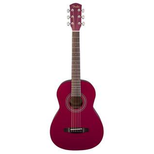 Fender FSR MA-1 3/4 Acoustic Guitar, Gloss Red