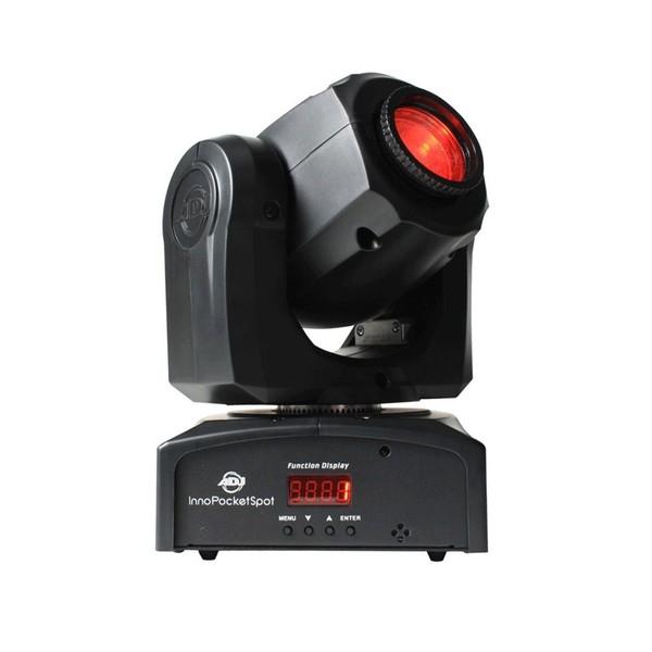 ADJ Inno Pocket Spot LED Bevegelig Hode Par Med Pose Og