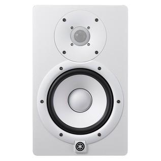 Yamaha HS7W Full-Range Studio Monitor, White 1