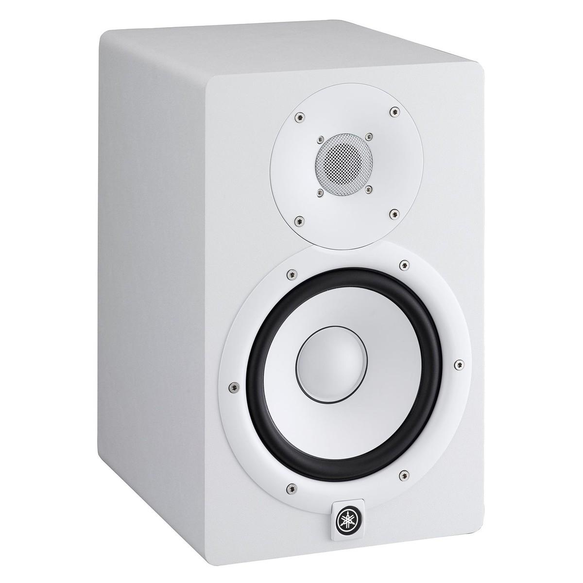 yamaha hs7w full range studio monitor white b stock at gear4music. Black Bedroom Furniture Sets. Home Design Ideas