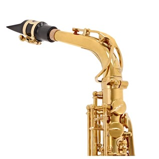 Yanagisawa AWO1 Alto Saxophone, Brass