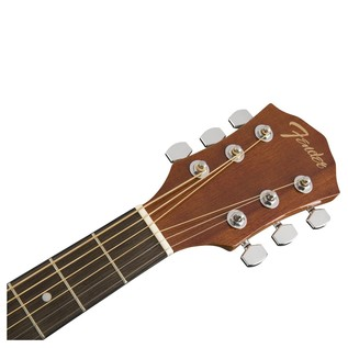 Fender FA-125 Dreadnought, Natural headstock front