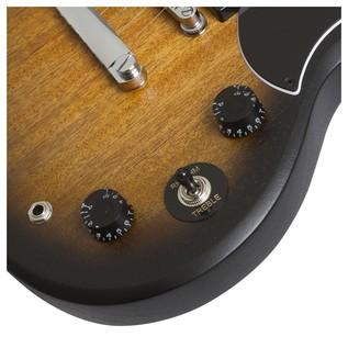Epiphone SG Special VE Electric Guitar, Vintage Sunburst Controls