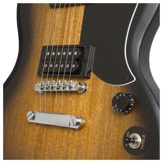 Epiphone SG Special VE Electric Guitar, Vintage Sunburst Bridge