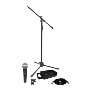 KAM KDM580 Vocal Mic Pack with Stand
