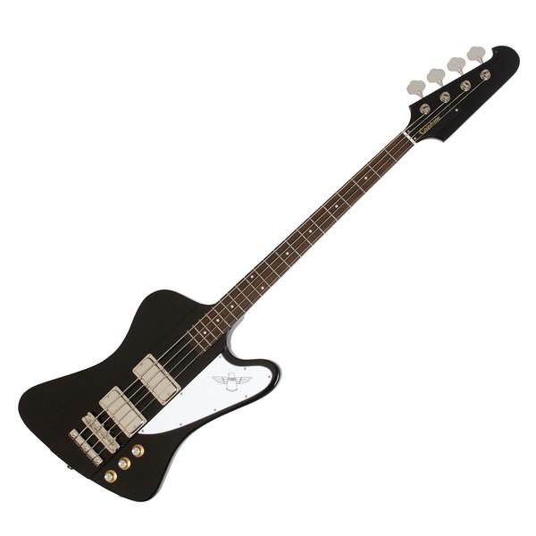 Epiphone Thunderbird Vintage Pro Electric Bass, Ebony
