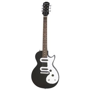 Epiphone Les Paul SL Electric Guitar, Ebony Front View