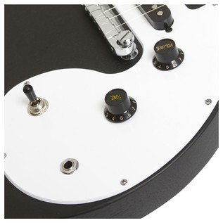 Epiphone Les Paul SL Electric Guitar, Ebony Controls