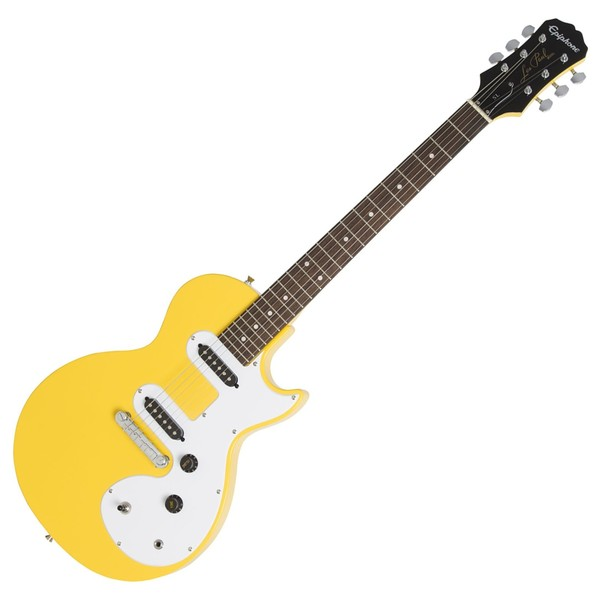 Epiphone Les Paul SL Electric Guitar, Sunset Yellow Full Guitar