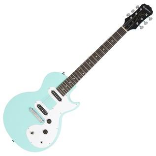 Epiphone Les Paul SL Electric Guitar, Turqoise Full Guitar