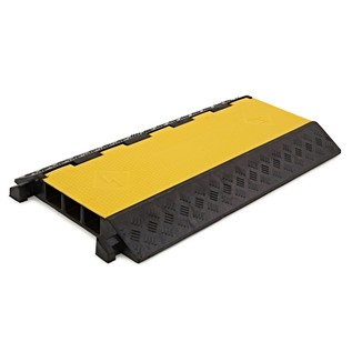 3 Channel Cable Protector Bridge by Gear4music, 5x5.5cm