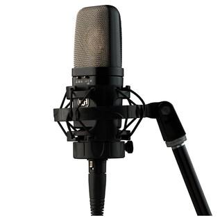 Warm Audio WA-14 Condenser Microphone - Angled
