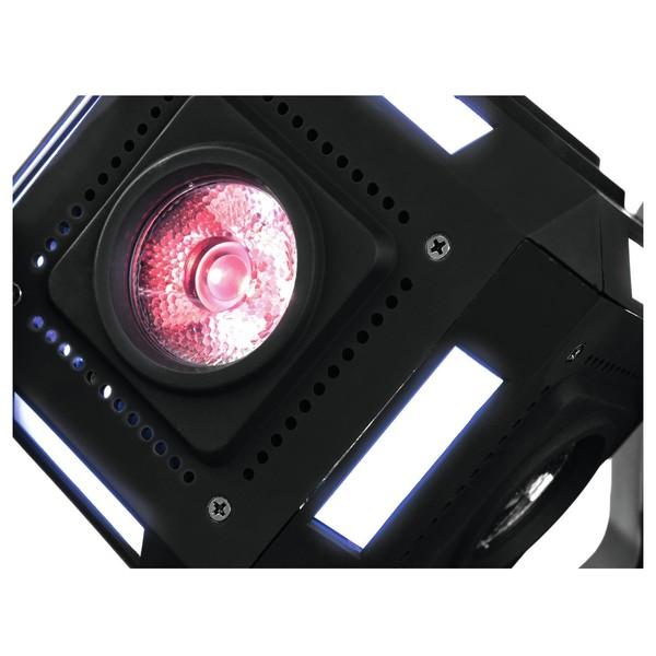 scan cube lampen reagieren nicht