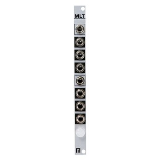 Malekko 2hp Performance Buffered Mult Module - Front