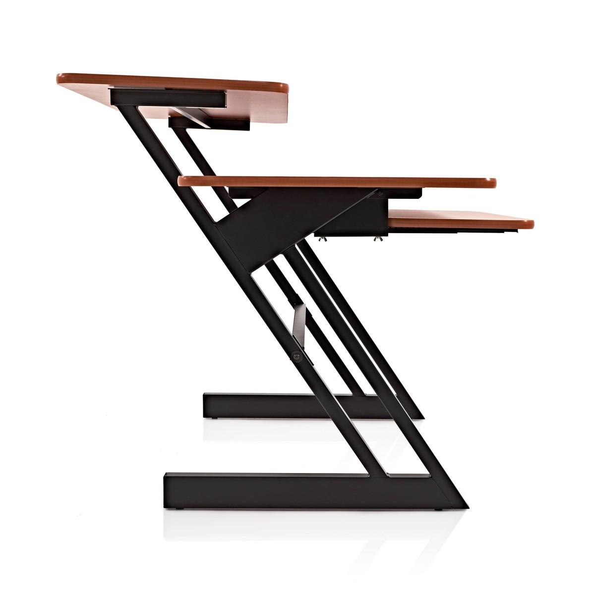 bureau home studio 3 niveaux par gear4music. Black Bedroom Furniture Sets. Home Design Ideas