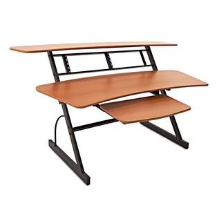 Large 3 Tier Studio Desk by Gear4music, 8U