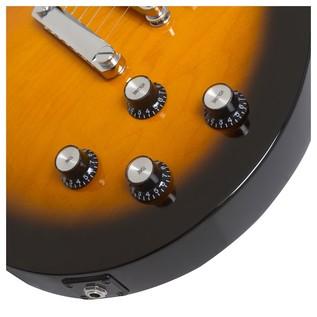 Epiphone Les Paul Studio LT Electric Guitar, Vintage Sunburst Controls