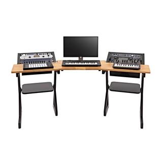 Pro Audio Studio Desk by Gear4music, 12U