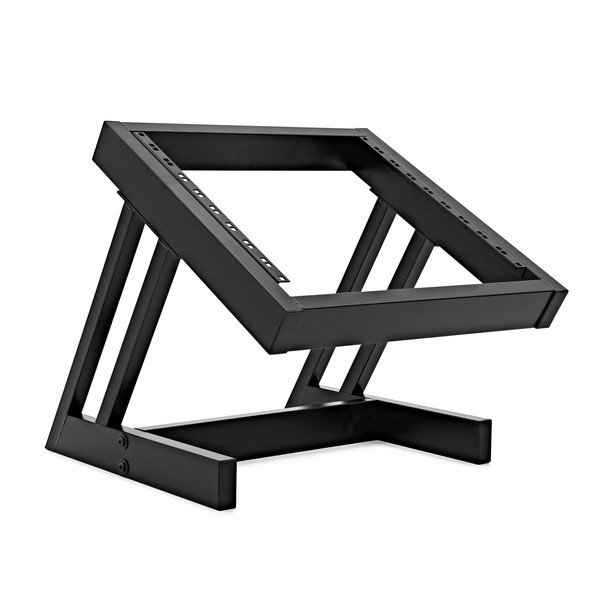 "19"" 8U Studio Rack Stand by Gear4music"