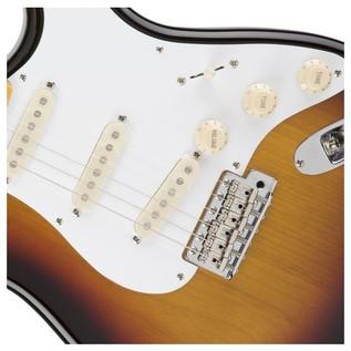 Fender Classic 58 Stratocaster MIJ Electric Guitar Controls