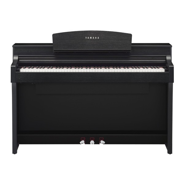 yamaha clavinova csp 170 digital piano satin black at. Black Bedroom Furniture Sets. Home Design Ideas