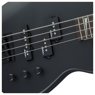 Jackson JS1X Concert Bass Minion, Satin Black