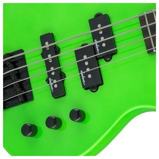 Jackson JS1X Concert Bass, Green