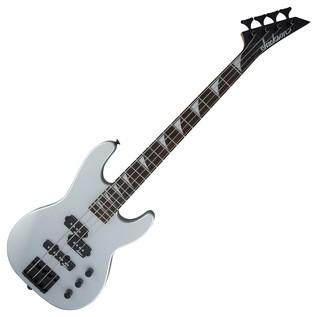 Jackson JS1X Concert Bass Minion Bass Guitar, Satin Silver