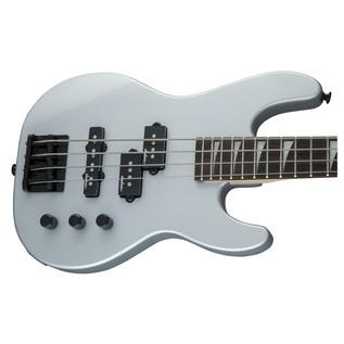 Jackson JS1X Concert Bass Minion, Satin Silver