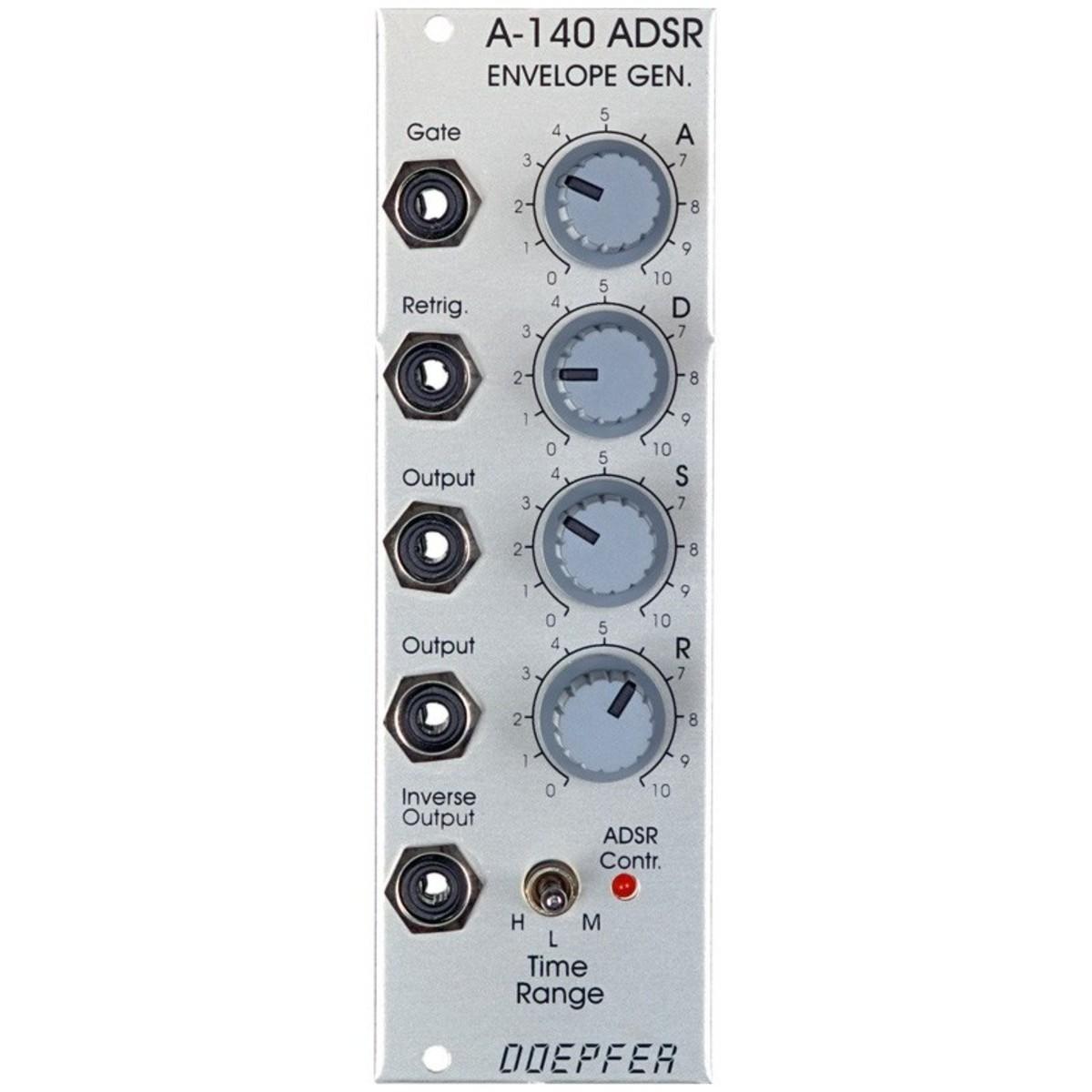 Doepfer A-140 ADSR Envelope Generator (8HP)