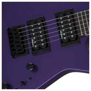 Jackson JS1X Dinky, Purple