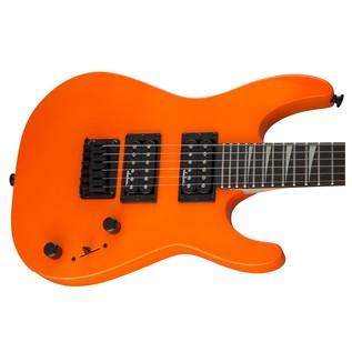 Jackson JS1X Dinky Minion, Neon Orange