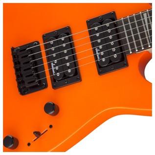 Jackson JS1X Dinky, Neon Orange