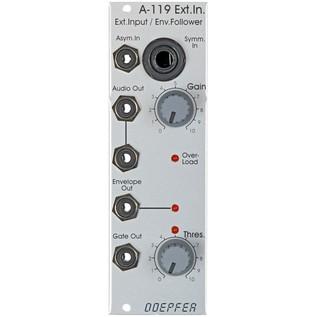 Doepfer A-119 External Input/Envelope Follower 1