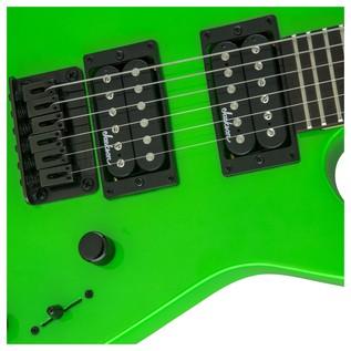Jackson JS1X Dinky Minion, Green