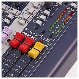 Soundcraft MFXi20 20-Channel Mixer with FX