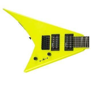 Jackson JS1X Rhoads Minion, Neon Yellow